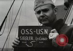 Image of naval activity English Channel, 1944, second 10 stock footage video 65675067157