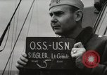 Image of naval activity English Channel, 1944, second 11 stock footage video 65675067157