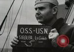 Image of naval activity English Channel, 1944, second 12 stock footage video 65675067157