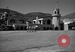 Image of Scottys Castle at Death Valley California California United States USA, 1955, second 10 stock footage video 65675067160