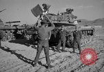 Image of armored combat training Mojave California USA, 1955, second 5 stock footage video 65675067161