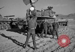 Image of armored combat training Mojave California USA, 1955, second 6 stock footage video 65675067161