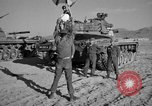 Image of armored combat training Mojave California USA, 1955, second 7 stock footage video 65675067161
