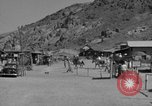 Image of trainees Calico Mojave California USA, 1955, second 6 stock footage video 65675067165