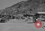 Image of trainees Calico Mojave California USA, 1955, second 9 stock footage video 65675067165