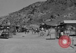Image of trainees Calico Mojave California USA, 1955, second 10 stock footage video 65675067165