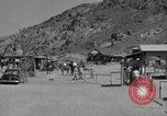 Image of trainees Calico Mojave California USA, 1955, second 12 stock footage video 65675067165