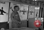 Image of armored combat training Mojave California USA, 1955, second 6 stock footage video 65675067167