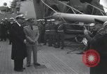 Image of Dwight David Eisenhower Mediterranean Sea, 1951, second 4 stock footage video 65675067176