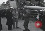 Image of Dwight David Eisenhower Mediterranean Sea, 1951, second 10 stock footage video 65675067176
