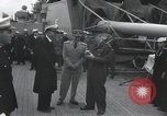 Image of Dwight David Eisenhower Mediterranean Sea, 1951, second 12 stock footage video 65675067176