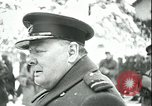Image of Winston Churchill Paris France, 1944, second 12 stock footage video 65675067182
