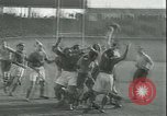 Image of French Rugby Match France, 1944, second 11 stock footage video 65675067183