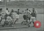 Image of French Rugby Match France, 1944, second 12 stock footage video 65675067183