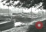 Image of collapsed bridge France, 1944, second 5 stock footage video 65675067185
