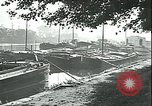 Image of collapsed bridge France, 1944, second 6 stock footage video 65675067185