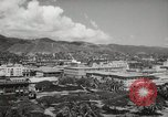 Image of buildings and houses Honolulu Hawaii USA, 1941, second 6 stock footage video 65675067189