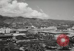 Image of buildings and houses Honolulu Hawaii USA, 1941, second 7 stock footage video 65675067189