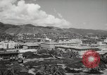 Image of buildings and houses Honolulu Hawaii USA, 1941, second 8 stock footage video 65675067189