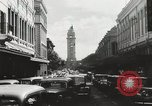Image of buildings and houses Honolulu Hawaii USA, 1941, second 9 stock footage video 65675067189