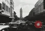 Image of buildings and houses Honolulu Hawaii USA, 1941, second 11 stock footage video 65675067189