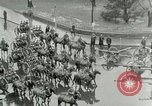 Image of Roosevelt 2nd inauguration parade Washington DC USA, 1937, second 10 stock footage video 65675067194