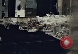 Image of bomb damaged Tokyo World War 2 Tokyo Japan, 1945, second 2 stock footage video 65675067203