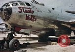 Image of B-29 Superfortress Mariana Islands, 1945, second 2 stock footage video 65675067211