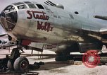 Image of B-29 Superfortress Mariana Islands, 1945, second 3 stock footage video 65675067211