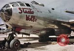 Image of B-29 Superfortress Mariana Islands, 1945, second 6 stock footage video 65675067211
