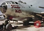 Image of B-29 Superfortress Mariana Islands, 1945, second 8 stock footage video 65675067211