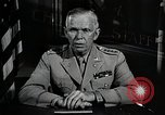 Image of George Marshall European Theater, 1945, second 4 stock footage video 65675067218