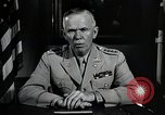 Image of George Marshall European Theater, 1945, second 5 stock footage video 65675067218