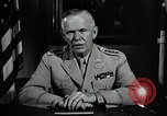 Image of George Marshall European Theater, 1945, second 6 stock footage video 65675067218