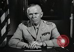 Image of George Marshall European Theater, 1945, second 11 stock footage video 65675067218