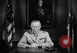 Image of George Marshall encourages war effort against Japan Pacific Theater, 1945, second 1 stock footage video 65675067219