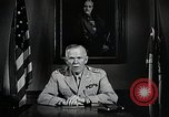 Image of George Marshall encourages war effort against Japan Pacific Theater, 1945, second 2 stock footage video 65675067219