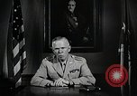 Image of George Marshall encourages war effort against Japan Pacific Theater, 1945, second 3 stock footage video 65675067219