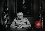 Image of George Marshall encourages war effort against Japan Pacific Theater, 1945, second 5 stock footage video 65675067219