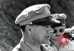 Image of George Marshall Pacific Theater, 1945, second 10 stock footage video 65675067219