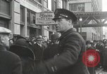 Image of industrial dispute Boston Massachusetts USA, 1936, second 12 stock footage video 65675067249