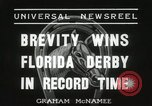 Image of Florida Derby Miami Florida USA, 1936, second 3 stock footage video 65675067255