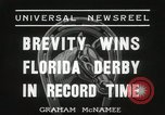 Image of Florida Derby Miami Florida USA, 1936, second 5 stock footage video 65675067255