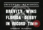 Image of Florida Derby Miami Florida USA, 1936, second 8 stock footage video 65675067255