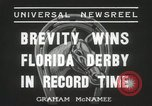 Image of Florida Derby Miami Florida USA, 1936, second 11 stock footage video 65675067255