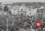 Image of 100th anniversary of the Alamo's fall San Antonio Texas USA, 1936, second 10 stock footage video 65675067256
