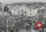 Image of 100th anniversary of the Alamo's fall San Antonio Texas USA, 1936, second 11 stock footage video 65675067256