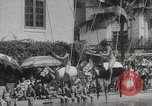 Image of bronco busting Coral Gables Florida USA, 1935, second 11 stock footage video 65675067261