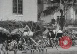 Image of bronco busting Coral Gables Florida USA, 1935, second 12 stock footage video 65675067261