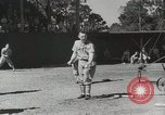 Image of Major League baseball teams in spring training Florida United States USA, 1935, second 12 stock footage video 65675067262